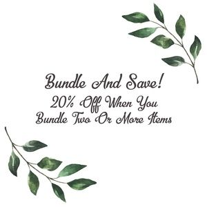 Other - 🌿 BUNDLE AND SAVE! 20% TWO OR MORE ITEMS! 🌿